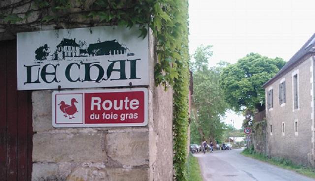 route du foie gras